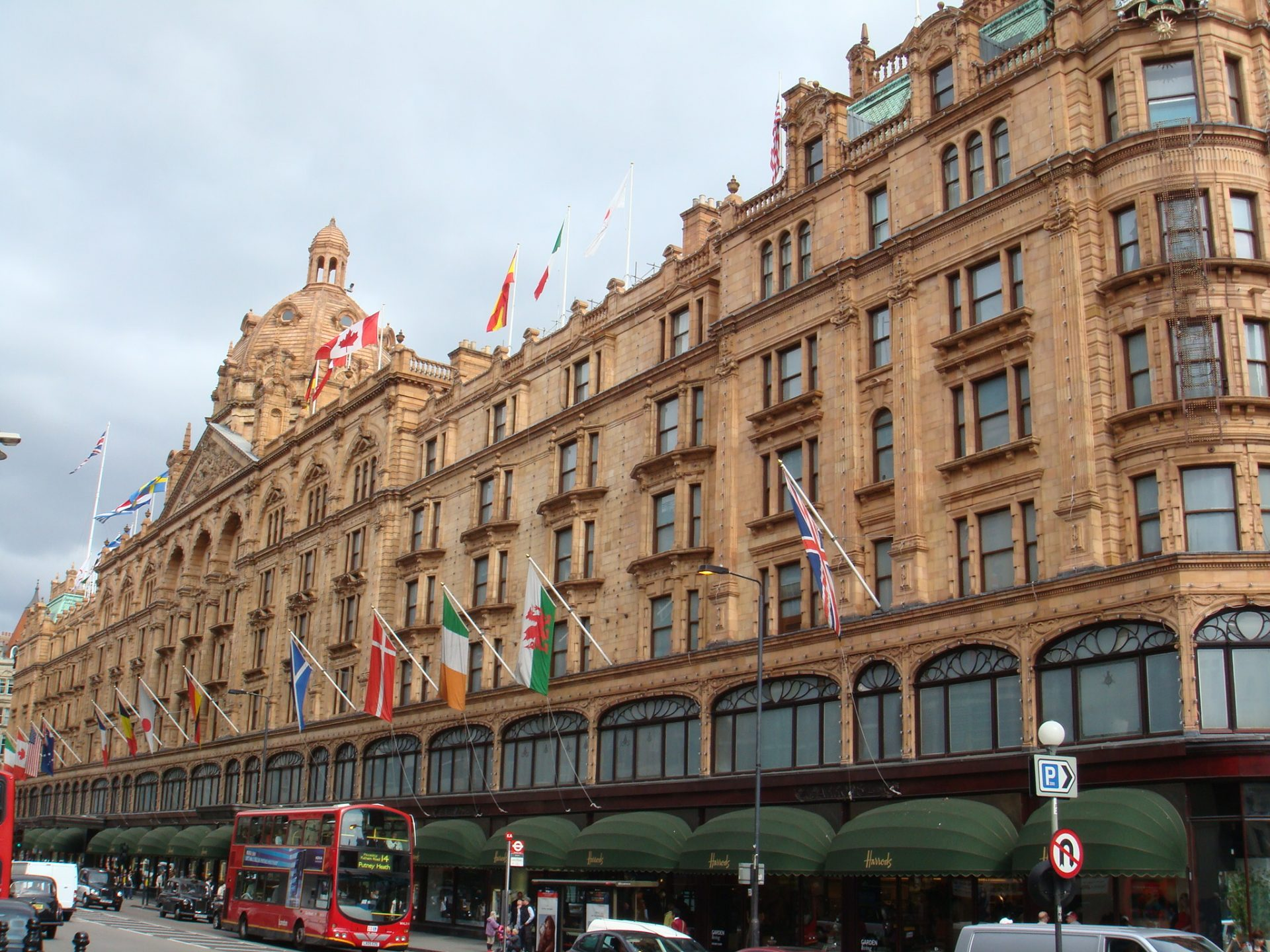Harrod's, the Granddaddy of them all.