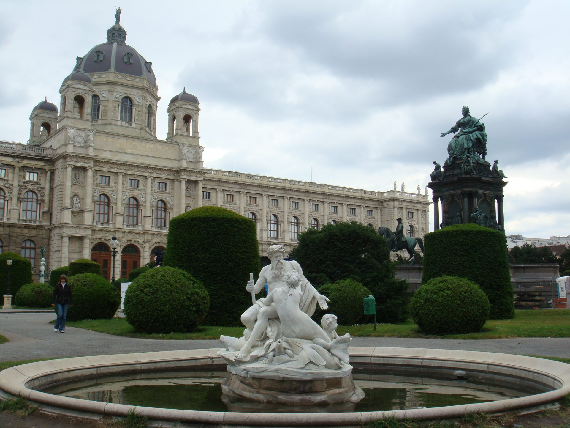 The Austrian National Museum of Art in Vienna
