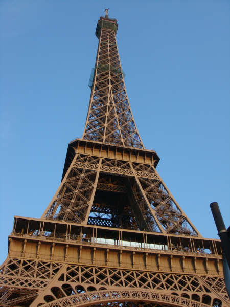 The Eiffel Tower, built in 1889, is still the tallest building in Paris