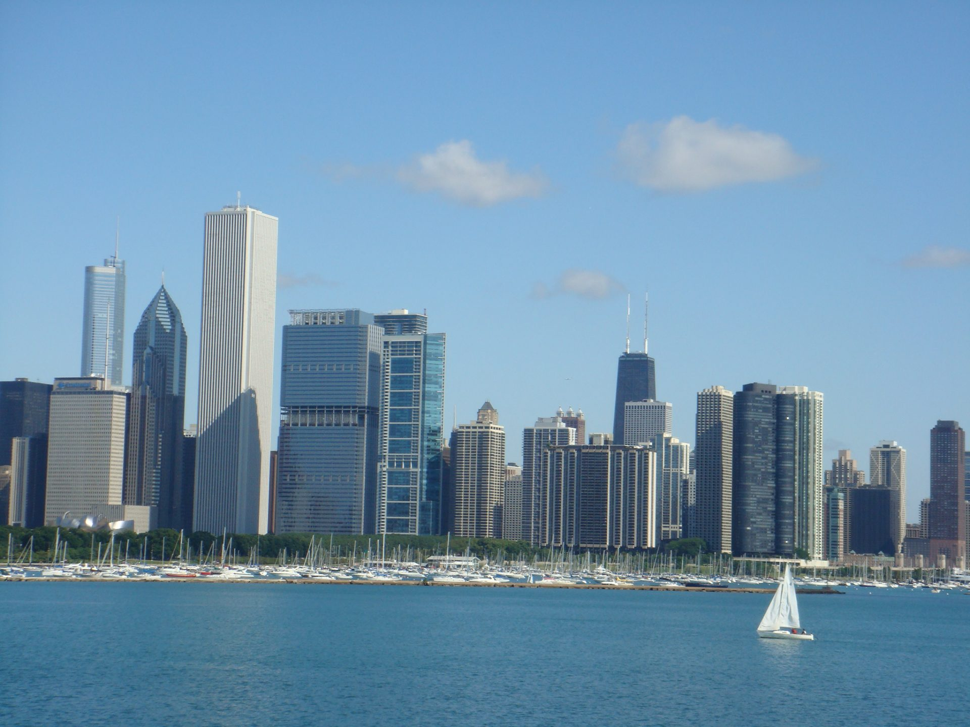 Chicago's breathtaking lakefront