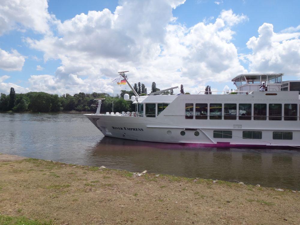 River Empress at Rudesheim