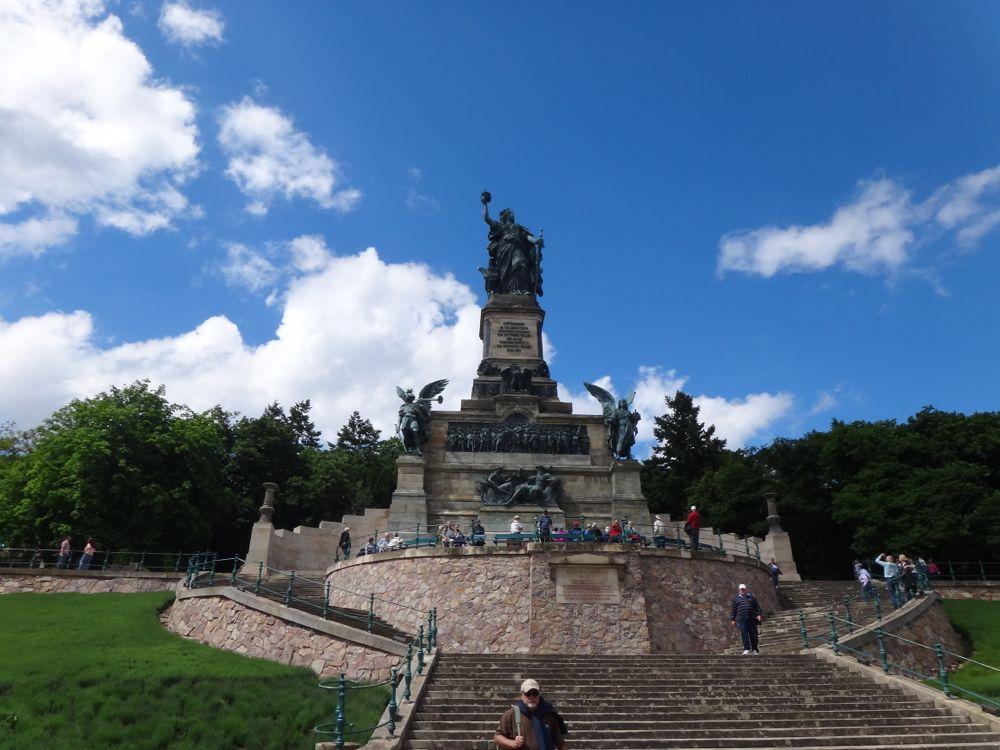 The fabulous Niederwalddenkmal