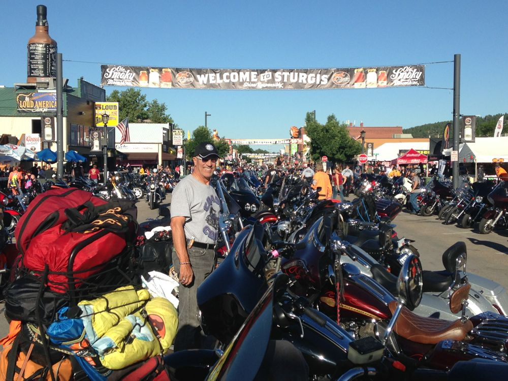 Sturgis - The Mother of All Motorcycle Rallies