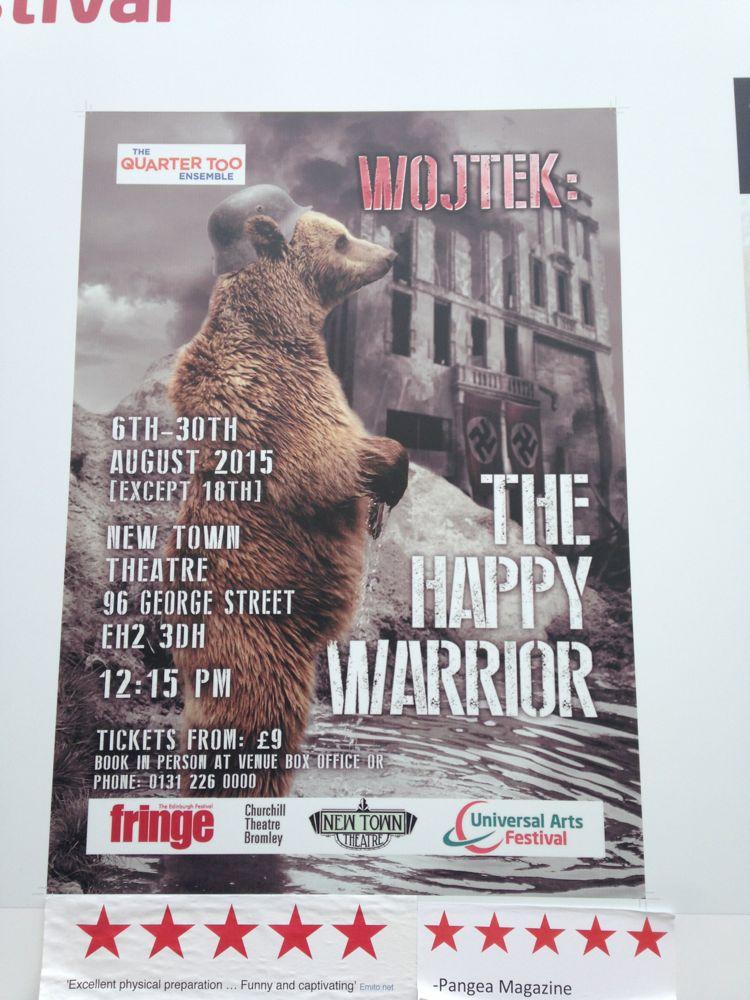 The Festival Fringe Poster